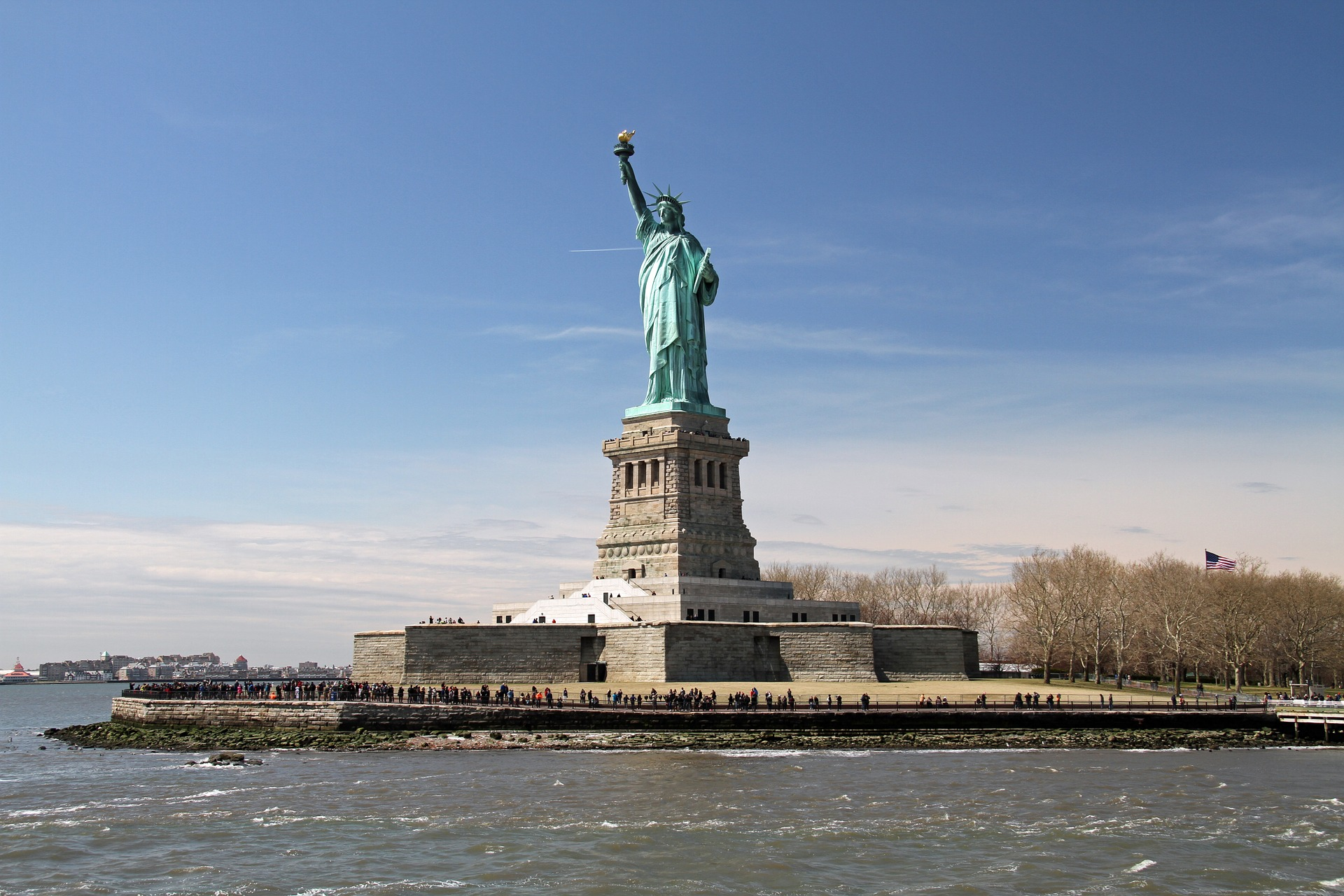 New York City Tour Including Visit To Statue Of Liberty